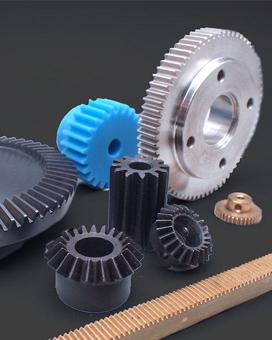 Mechanical components for automations